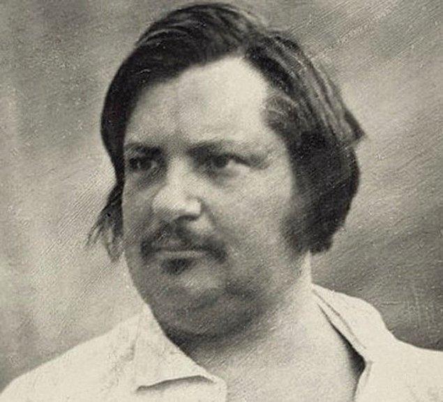 9. Honoré De Balzac ve 50 fincan kahvesi