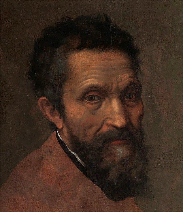 8. Michelangelo ve hijyen
