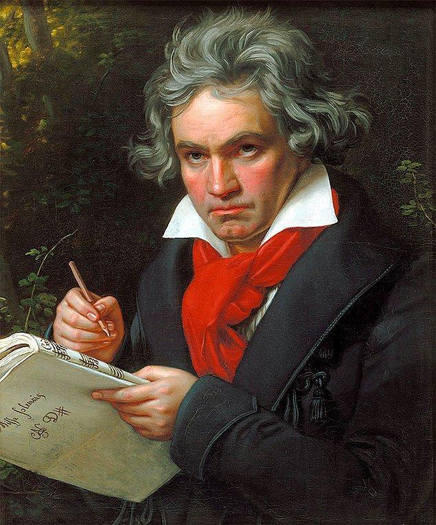 15. Ludwig Van Beethoven ve 60 kahve çekirdeği
