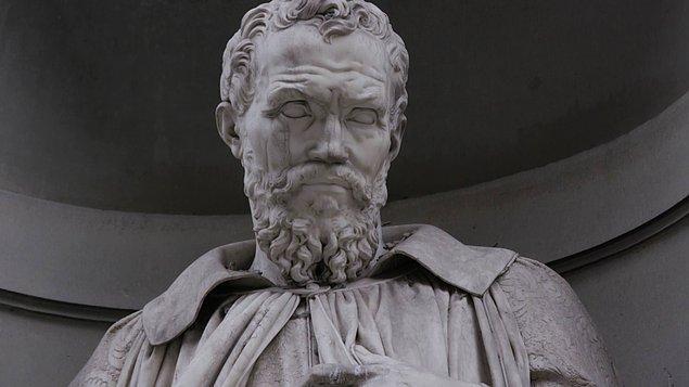 1564: İtalyan sanatçı Michelangelo hayatını kaybetti.