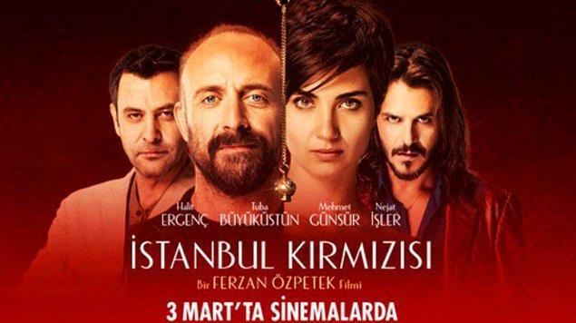 4. İstanbul Kırmızısı(2017) - IMDb: 5.5