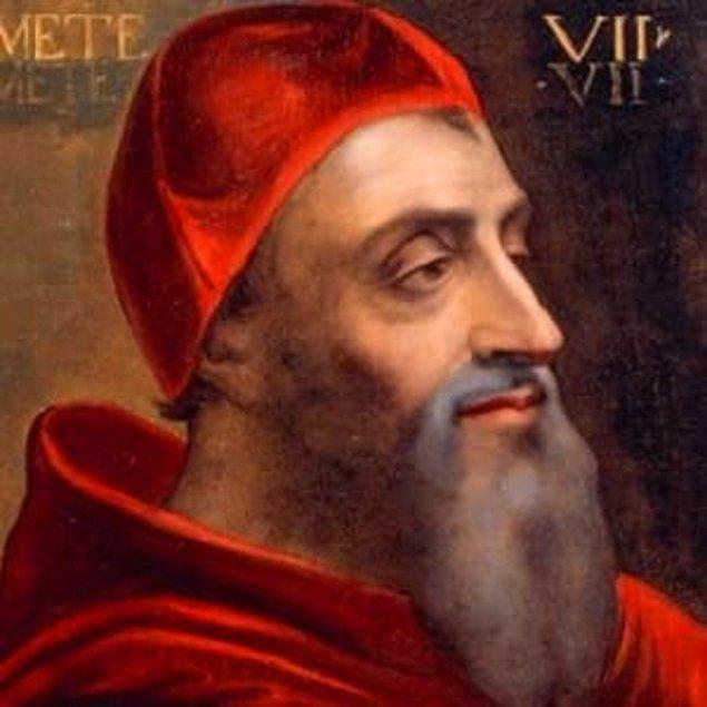 """9. Bazı Katolikler, Papa 7. Clement'ten kahveyi """"şeytanın içeceği"""" olduğu gerekçesiyle yasaklamasını istemişlerdir."""