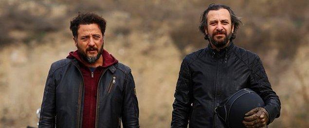 16. Kaybedenler Kulübü Yolda(2018) - IMDb: 6.1