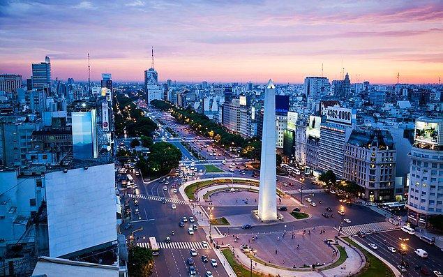 30. Arjantin