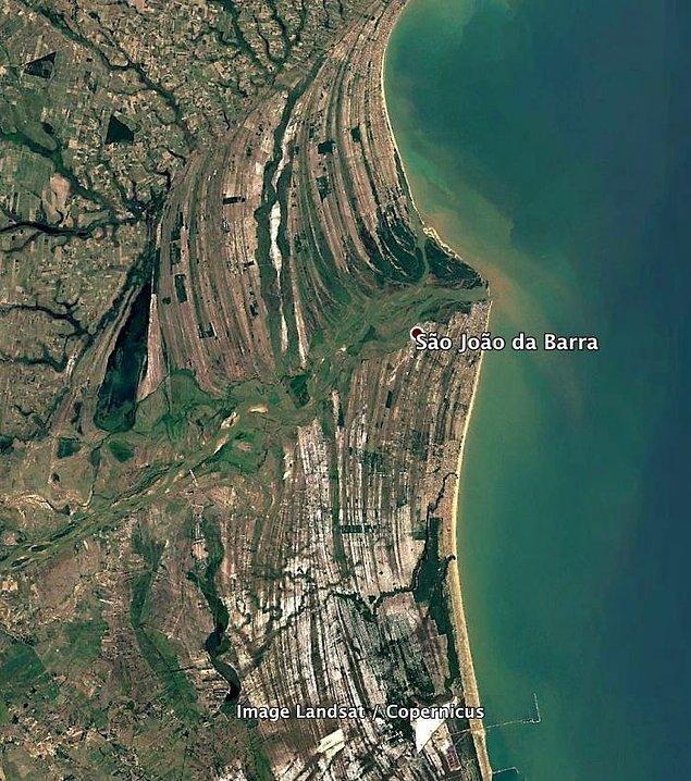 """16. """"Brezilya'da bir delta."""""""