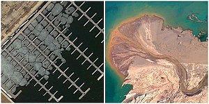 Bir Jeolog'un Google Maps'te Gördüğü Dünyanın Birbirinden İlginç Bu Yerlerini Mutlaka Görmelisiniz!