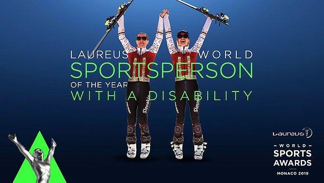 Yılın Engelli Sporcusu: Henrieta Farkasova