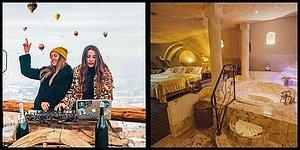 Hiç Mağarada Yaşadınız mı? İşte Peri Bacaları ile Ünlü Kapadokya Bölgesinde Bulunan 20 Otel