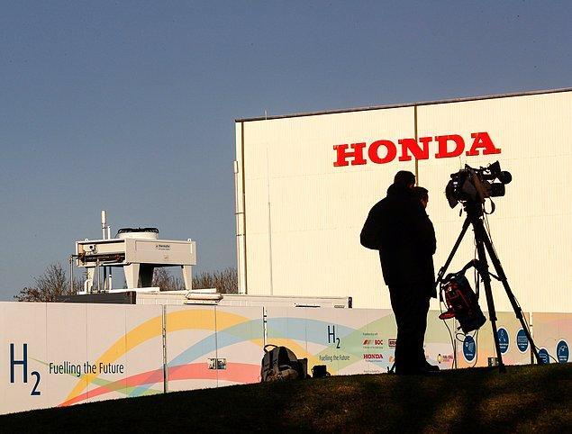 Şirket ayrıca İngiltere'deki Swindon fabrikasını 2021 yılında kapatacağını açıkladı.