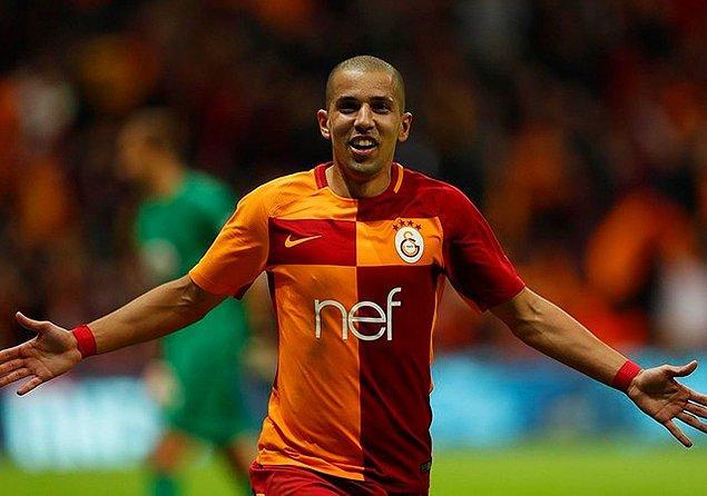8. Feghouli - Galatasaray