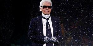 Efsane Moda Tasarımcısı Karl Lagerfeld Hayata Veda Etti
