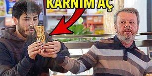 Türk İnsanı Karnı Aç İnsanı, Aç Bırakmaz: 'Karnım Aç Deneyi' Sırasında Kaydedilen Muhteşem Duygusal Anlar