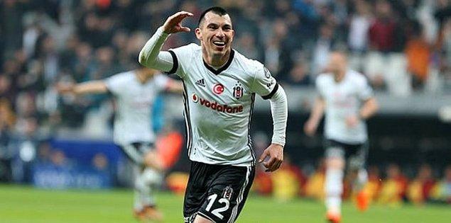 13. Medel - Beşiktaş