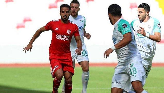 18. Douglas - Sivasspor