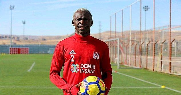 19. Arouna Kone - Sivasspor