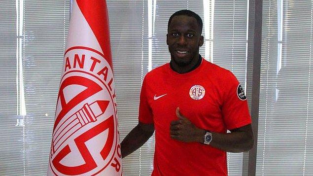 5. Aly Cissokho - Antalyaspor