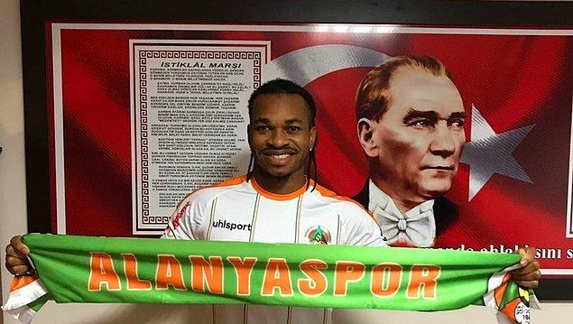 21. Joel Obi - Alanyaspor