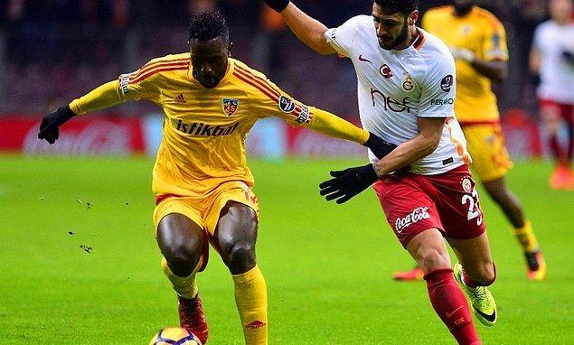 23. Silvestre Varela - Kayserispor