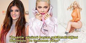 Kylie Jenner Son Röportajında Estetik İddialarıyla İlgili İlk Kez Açık Açık Konuştu