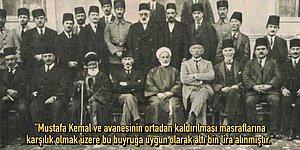 Ali Galip İhaneti: Damat Ferit Paşa'nın İngiliz İşbirliğiyle Sivas Kongresi'ni Engelleyerek Atatürk'ü Ortadan Kaldırma Girişimi