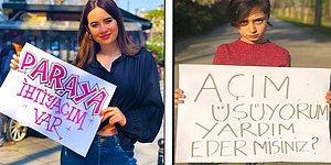 Türkler, 'Paraya İhtiyacım Var' Diyen Güzel Bir Kadına mı Yoksa Evsiz Bir Çocuğa mı Yardım Eder?