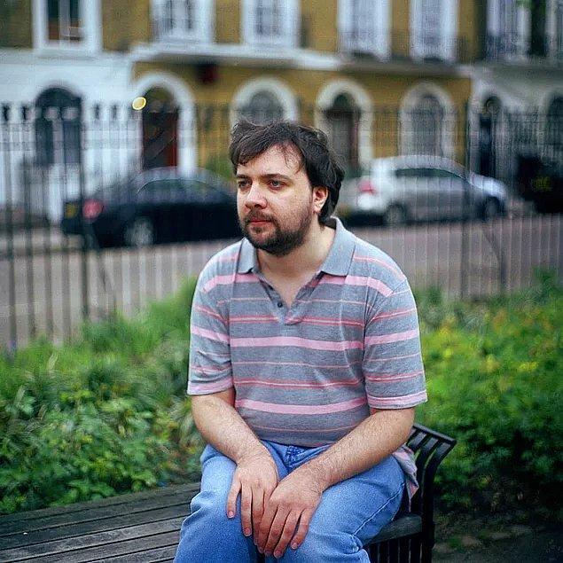 Michael, 30, Londra, aseksüel ve aromantik.