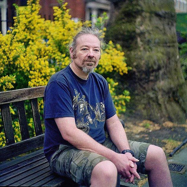 Mark, 45, Londra, aseksüel ve aromantik.
