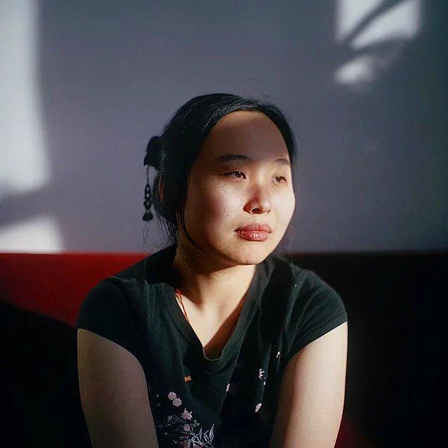 Yuzhi, 25, Hunan, Çin, aseksüel ve gri romantik.