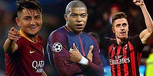 Avrupa'nın Önemli Liglerinde Gösterdikleri Performansla Beğeni Toplayan Genç Golcüler
