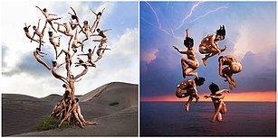 Bedenleri Yer Çekimine Meydan Okuyan Bu İnsanların Birbirinden Büyüleyici Görüntülerini Mutlaka Görmelisiniz!