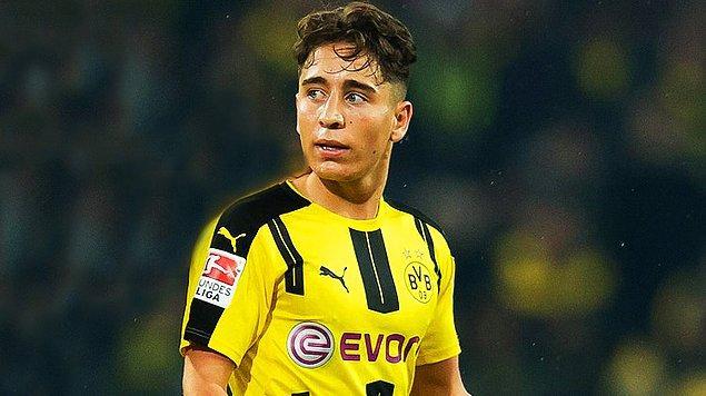 Dortmund formasıyla 19 maça çıkan Emre, sadece 1 gol atabildi ve beklenen performansının bayağı altında kaldı.