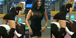 Çılgın Yarışma Formatı Konusunda Uzak Doğulularla Yarışan Meksika Televizyonundan Canlı Yayında 'Uzun Eşek' Oyunu!
