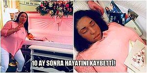 Yürek Burkan #10MonthsChallenge! Büyükannesinin Cenazesinde Verdiği Pozdan 10 Ay Sonra Vefat Eden Kadın