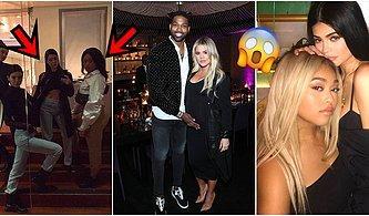Eniştecilik: Khloe Kardashian Kendisini Küçük Kardeşi Kylie Jenner'ın En Yakın Arkadaşıyla Aldatan Tristan Thompson'ı Affetmedi!