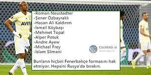 Fenerbahçe Avrupa'ya Veda Etti! Zenit Maçının Ardından Yaşananlar ve Tepkiler