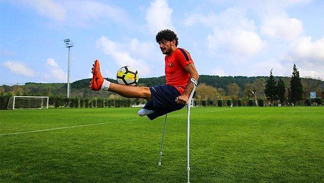 'Koşabilirim, oyun oynayabilirim, futbol oynayabilirim dedim ve haklı çıktım…'