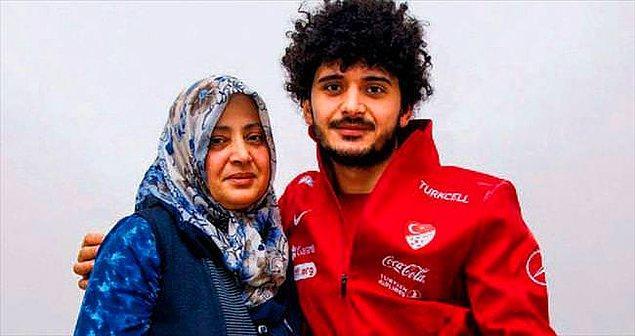 'Annesine verdiği sözü tuttu ve Beden Eğitimi Öğretmeni oldu'