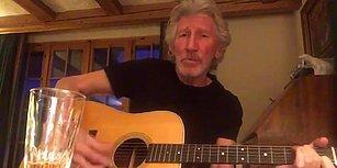 Roger Waters'tan Venezuela ve Maduro'ya Destek Mesajı: 'Tüm Kalbimle İnanıyorum, Üstesinden Geleceğiz'