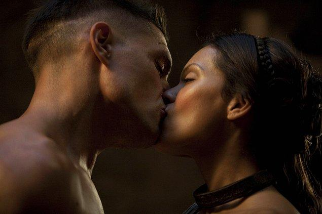 8. Spartacus: Blood and Sand (2010–2013)