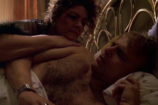 2. The Sopranos (1999–2007)