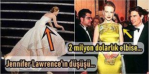 Kırmızı Halı Çıkarması: Oscar Tarihinin Unutulmaz Skandalları, En Pahalı Elbiseleri ve En İyi Görünümleri