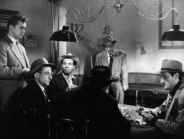 4. Rififi (1955) Du Rififi Chez les Hommes