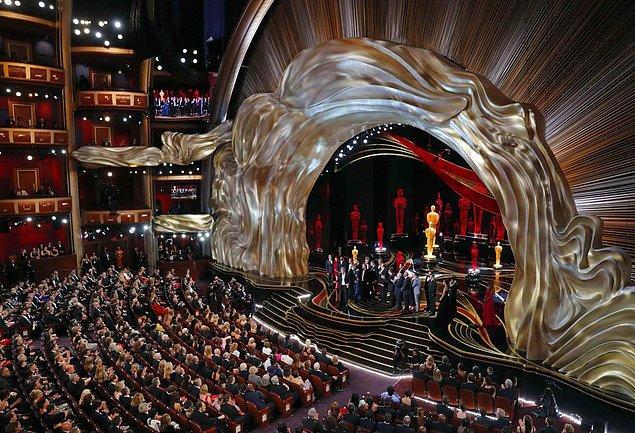 91. Akademi Ödülleri Los Angeles'taki Dolby Theater'da düzenlenen törenle sahiplerini buldu.