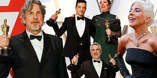 91'inci Oscar Ödülleri Sahiplerini Buldu: En İyi Film 'Green Book'