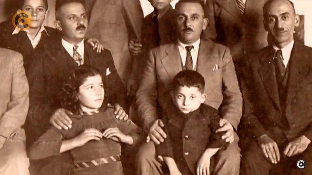 Ablaları, abileriyle beraber büyümüş. Babası İstanbul'da çalışıp onlara para gönderiyormuş, bir süre sonra da ailesini yanına almış.