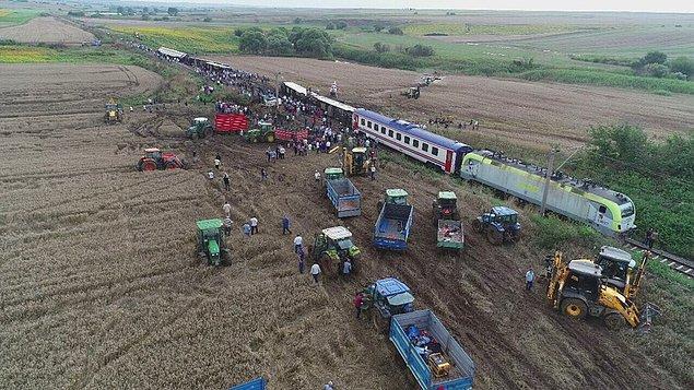 Çorlu'da, geçen yıl 8 Temmuz'da meydana gelen tren kazasında hayatını kaybeden 25 kişiden biri de 59 yaşındaki Fethiye Yıldız'dı.