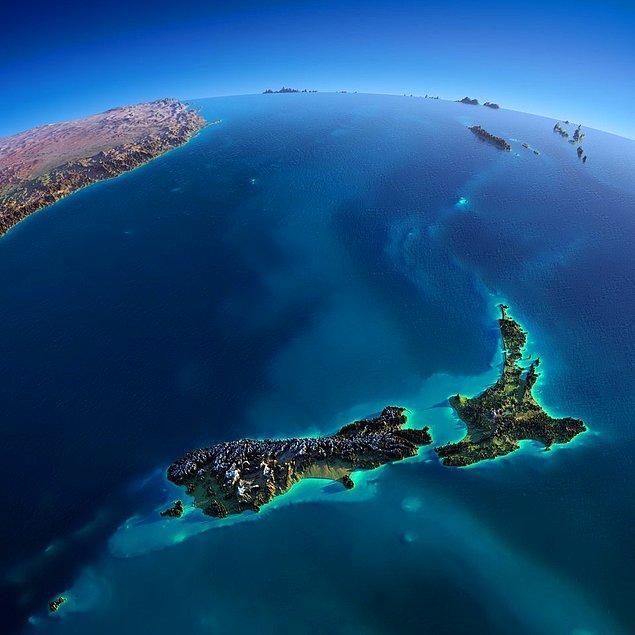 5. Adalar ülkesi