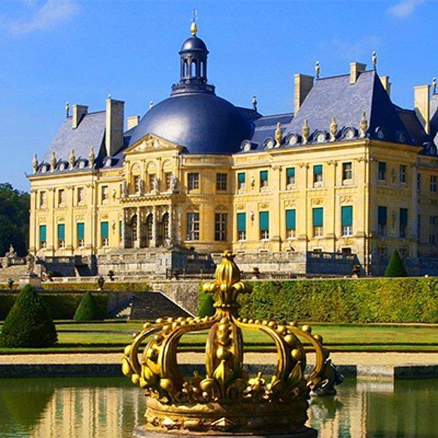 Chateau de Vaux le Vicomte, Fransa