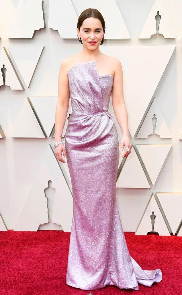 22. Emilia Clarke