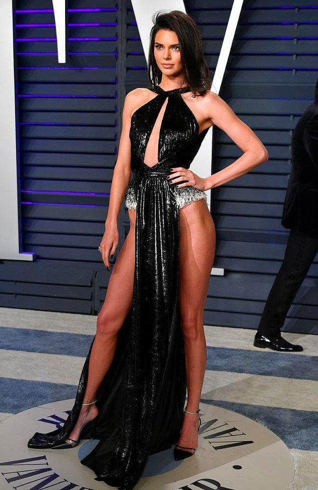 25. Kendall Jenner